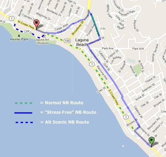 PCH Northbound | Orange County Bicycle Coalition