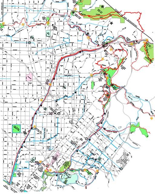 Orange County Electric Bike Trails 2