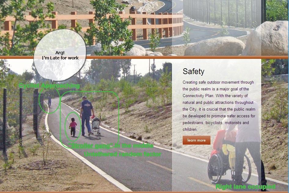 Safe Ideal Trail?