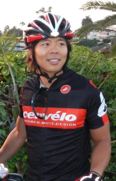 Paul Lin, 41, died Wednesday, November 6, struck by an SUV on San Juan Hills Dr. in Newport Beach.