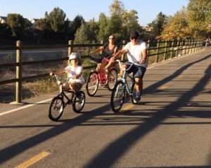 Families with kids, casual cruisers, recreational riders from other communities are effectively denied access today.